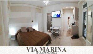 diapositiva Luxury Guest House Via Marina migliore B&B di Reggio Calabria